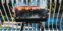 Nawet 10 lat za nieostrożne grillowanie na balkonie! Prawnicy przestrzegają
