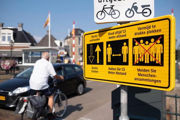 Obostrzenia covidowe obowiązują w części krajów UE