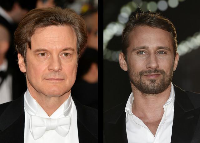 Kolin Fert i Matijas Shunarts igraju glavne uloge u filmu