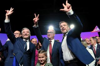 Biedroń na konwencji lewicy: 'Zielony Pakt dla Polski' to nowy rozdział w walce ze zmianami klimatu