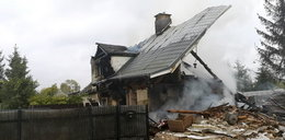 Potężny wybuch gazu w domu. W środku były dwie kobiety