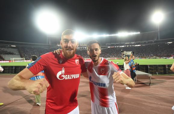 Milan Pavkov i Mirko Ivanić čekaju imena rivala