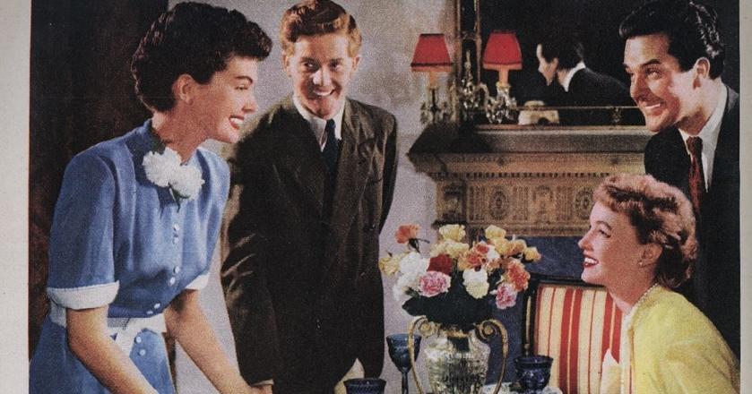 Kobiety w reklamach są czesto przedstawiana jako gospodynie domowe czy służące