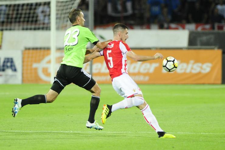 FK Crvena zvezda, FK Spartak Trnava