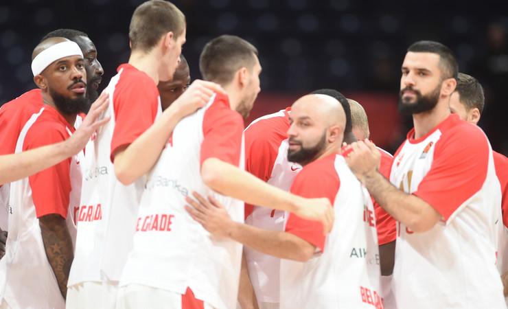 KK Crvena zvezda - KK Olimpijakos