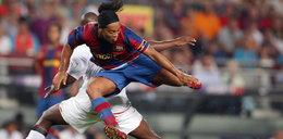 Ronaldinho skończył 35 lat. Zobacz, jak zmieniał się przez lata. WIDEO