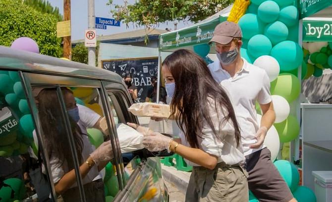Megan Markl i princ Hari u Americi su posvećeni humanitarnom radu kojim su se bavili i ranije