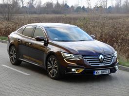 Renault Talisman – auto klasy średniej z wyższymi aspiracjami