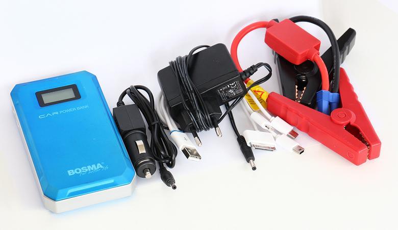 Awaryjny akumulator do kieszeni: na rynku pojawiły się niewielkie, kieszonkowe power banki (akumulatory zewnętrzne) z funkcją wspomagania rozruchu. Sprawdziliśmy – naprawdę działają!