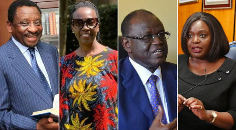 10 Kenyan politicians who are also highly respected Lawyers
