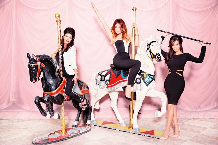 Kolekcja sióstr Kardashian dla Lipsy