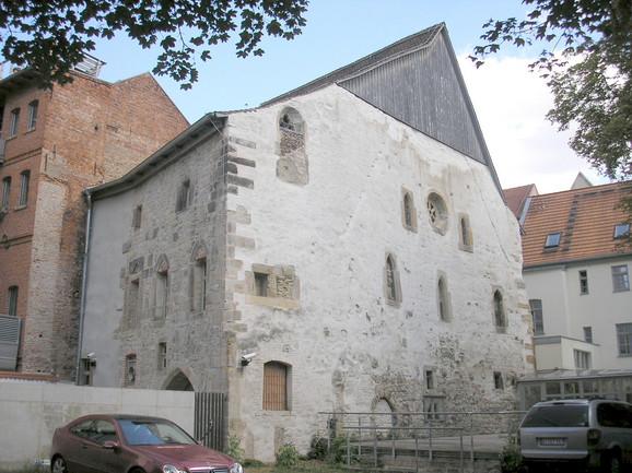 Sinagoga u Erfurtu