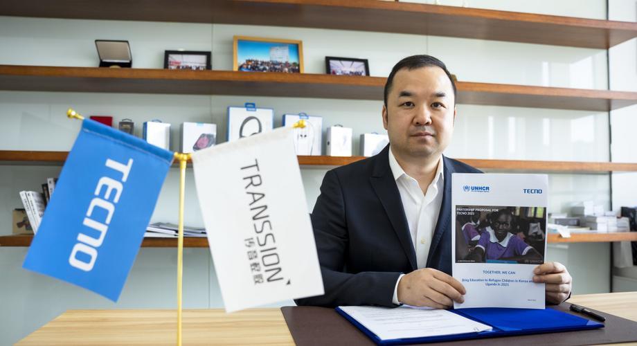 Stephen Ha, General Manager at TECNO.
