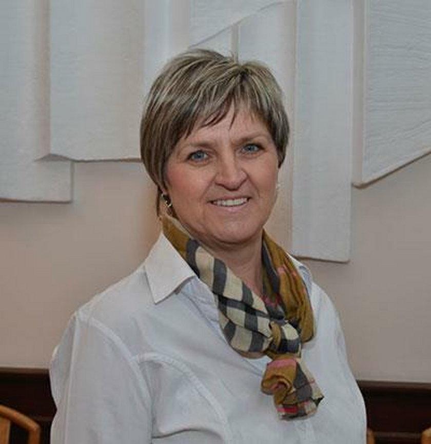 Danuta Karaśkiewicz, burmistrz Miastka