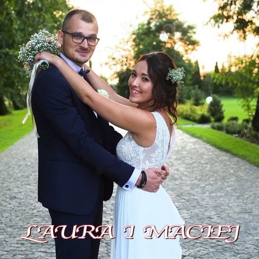 """Laura i Karol ze """"Ślubu od pierwszego wejrzenia"""""""