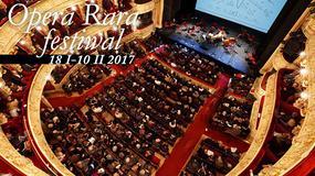 Opera Rara 2017: oto program festiwalu