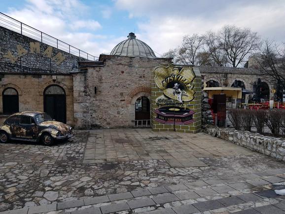 Hamam u Tvrđavi - Džez muzej