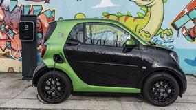 smart fortwo electric drive – najtańsze elektryczne auto na polskim rynku