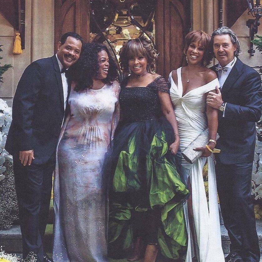 Tina Turner przerwała milczenie na temat samobójstwa syna