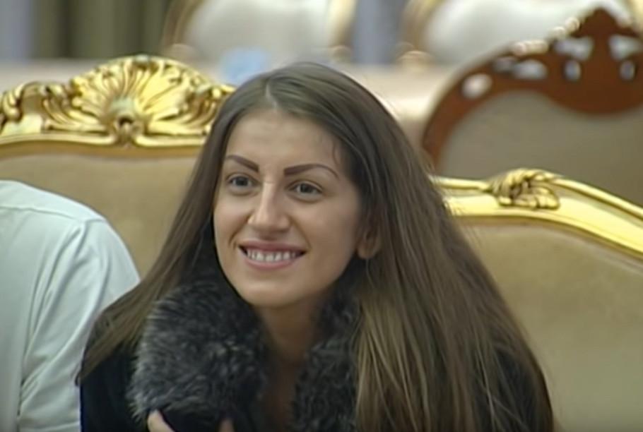 Dalila Dragojević pre operacija