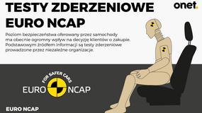 Najbezpieczniejsze auta według Euro NCAP [INFOGRAFIKA]