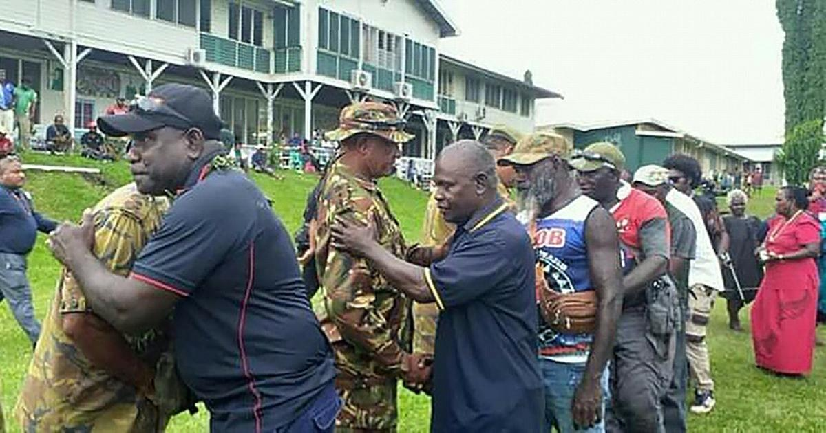 Bougainville set for independence vote