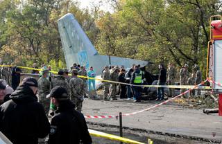 Katastrofa ukraińskiego samolotu. W kraju żałoba narodowa