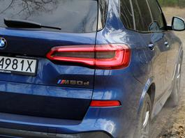 BMW X5 M50d - przewaga w dieslu | TEST