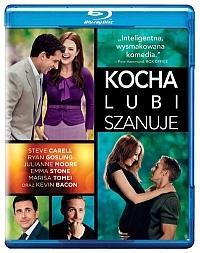 """""""Kocha, lubi, szanuje"""" - okładka Blu-ray"""