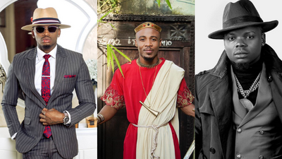 Interesting reactions as Alikiba throws shade at Diamond & Harmonize in new song Mediocre