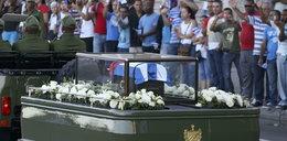 Żegnają Fidela Castro