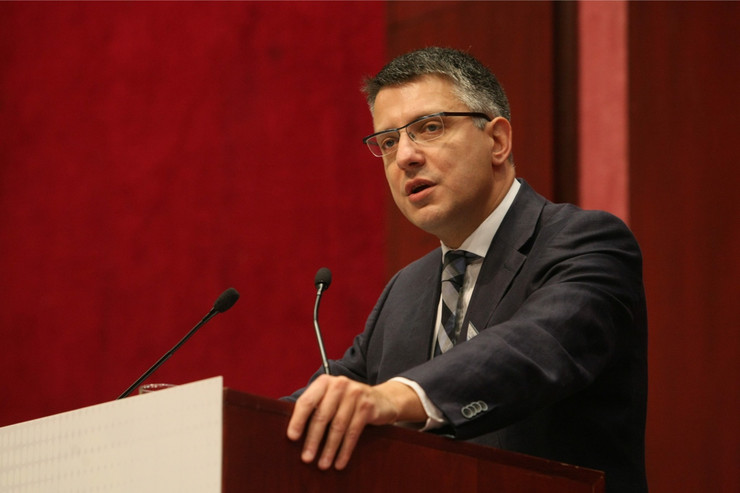 Aleksandar Popović, DSS
