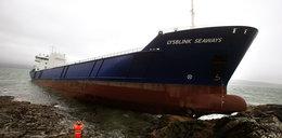 Pijany Rosjanin wbił się w nabrzeże statkiem!