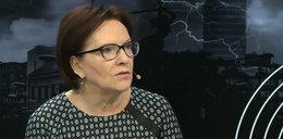 Szykuje się starcie premierów w Małopolsce? Ewa Kopacz o starcie do PE