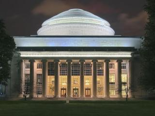 Jeden z budynków Massachusetts Institute of Technology