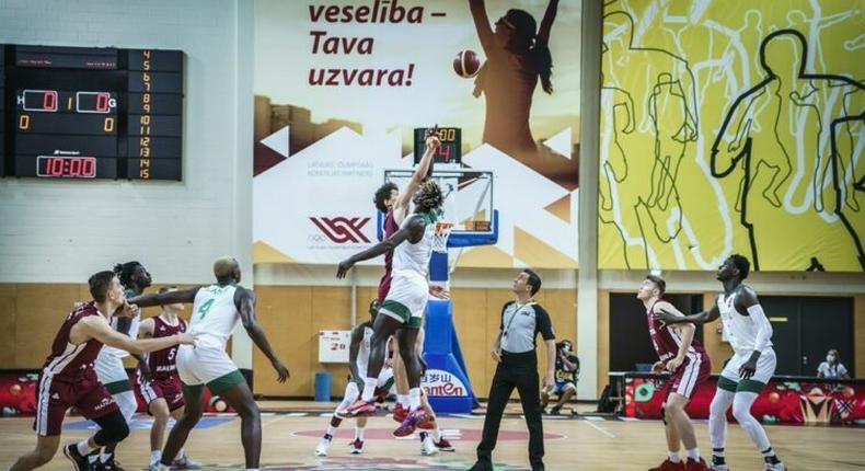 Senegal vs Lettonie