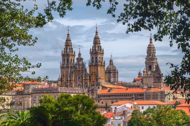Katedra, Santiago de Compostela