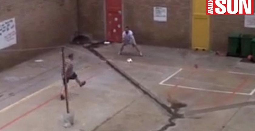 Pistorius odbywa karę