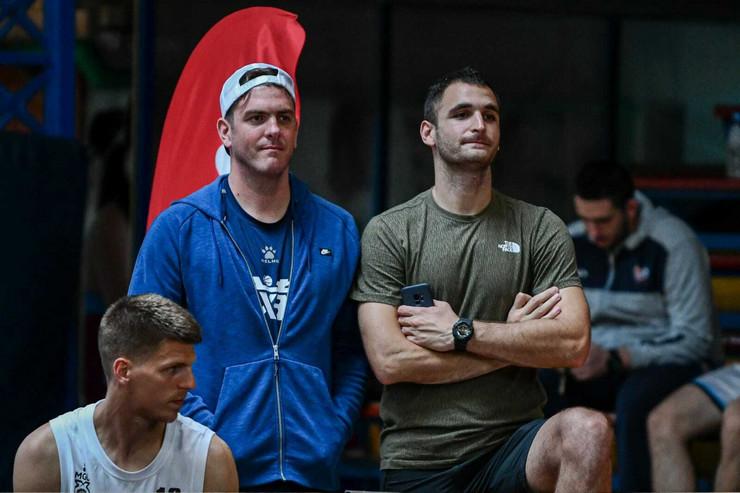 Nebojša Bošković i Marko Dugošija
