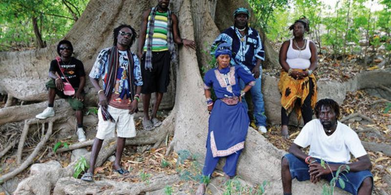 Muzyka vodou z serca Haiti