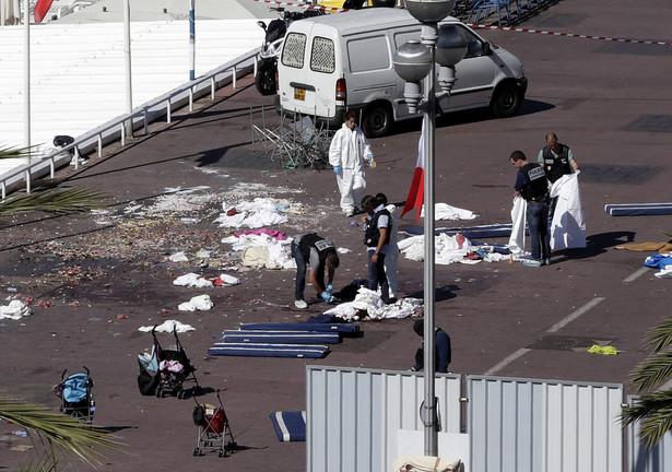Dwa tygodnie przed Niceą w jeszcze większym akcie terroru w Bagdadzie zginęło ponad 250 osób. Ale wtedy świat nie wyraził oburzenia