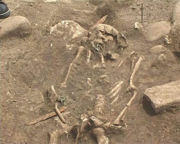 Grobnica ratnika: Bela Palanka