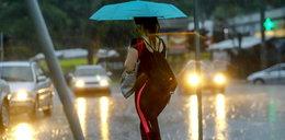 Pogoda. Deszcz i ostrzeżenia IMGW dla dziewięciu województw