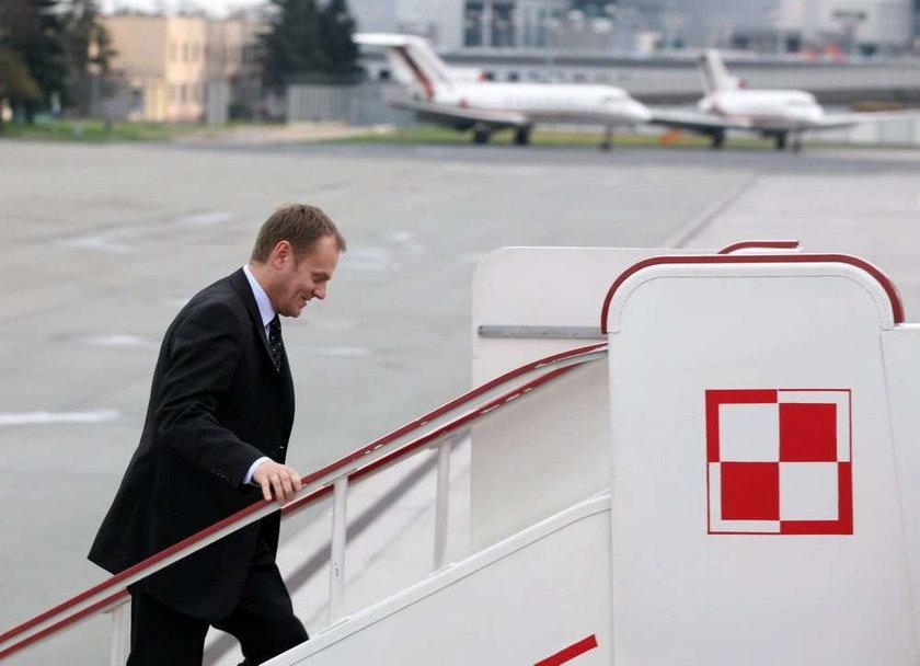 120 tys. zł na weekendowe wyjazdy premiera do domu