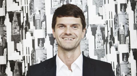 Na zdjęciu Krzysztof Sobczak, CEO Emplocity