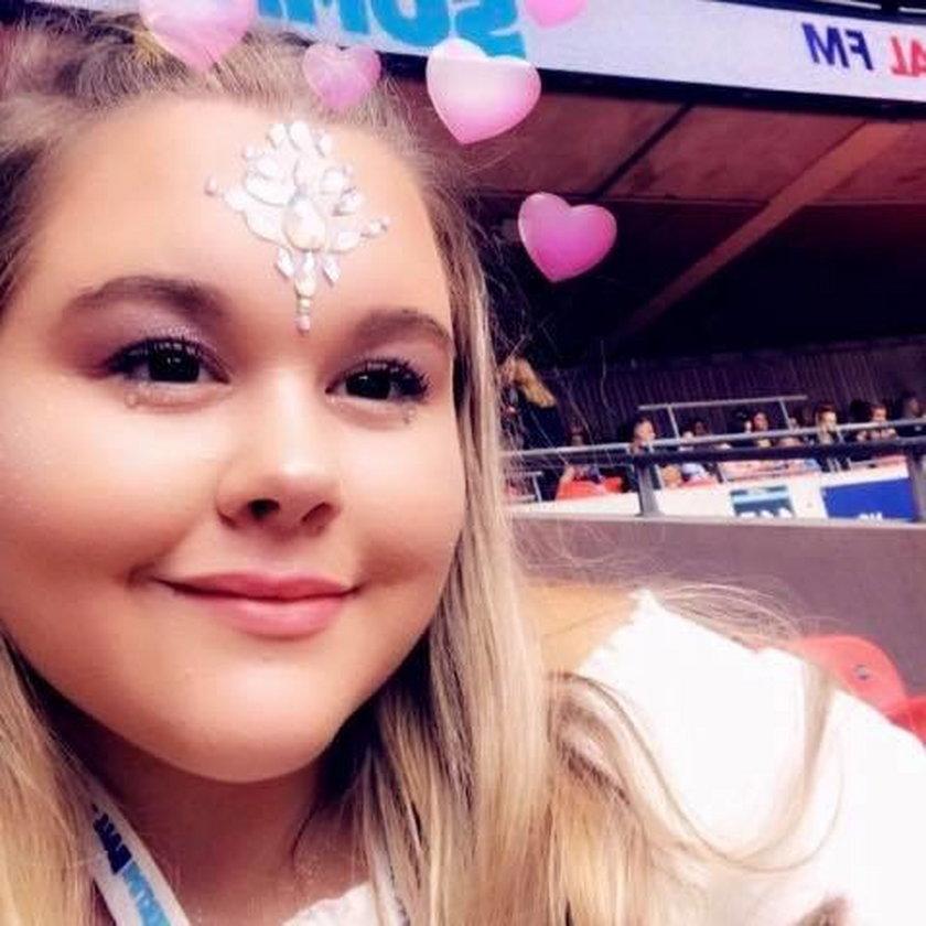 Brytyjka Chloe Robson bała się iść na szkolny bal. Oto co zrobił dla niej wujek