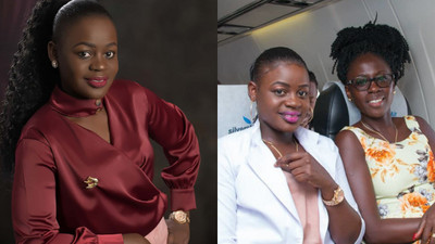 Akothee's reaction as Sister Cebbie gets appointed Global Peace Ambassador