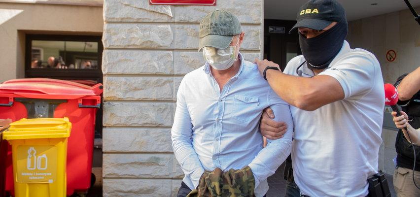Sławomir Nowak ma wrócić za kraty, chyba że wpłaci kaucję. Na tę ostatnią, były minister Tuska mocno się skarżył...