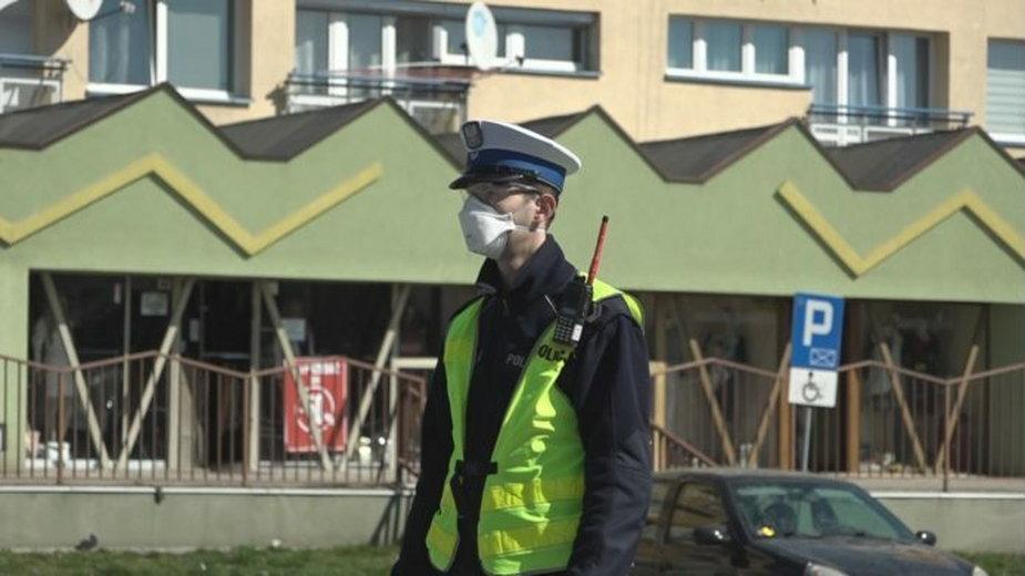 Policja sprawdza kierowców pod kątem celowości jazdy