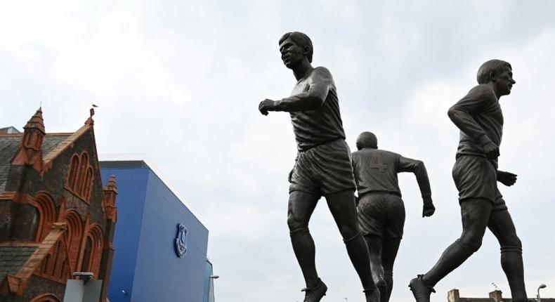 Everton have condemned plans for a European Super League